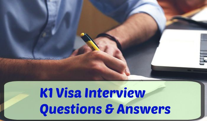 k1 visa interview questions visa tutor - Lawyer Interview Questions And Answers