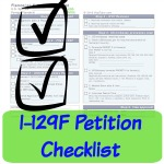 Form I-129F Fiance Petition process