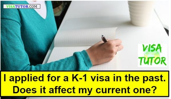 How do multiple filers for the I-129F affect your K-1 visa denial