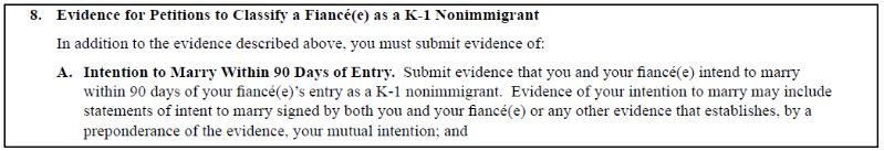 The USCIS and I-129F instructions don't say how much proof of relationship to include in your petition