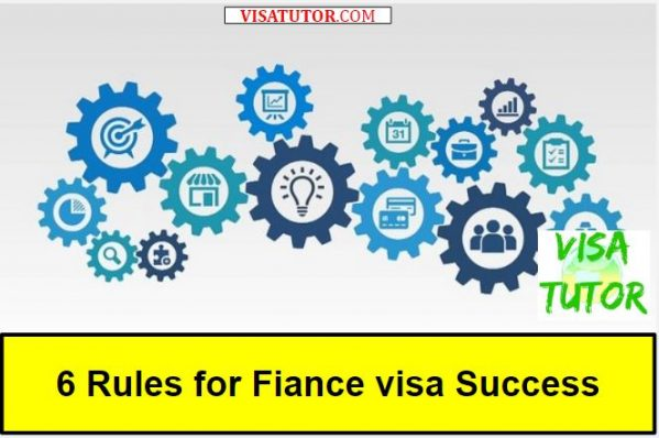 the rules for fiance k-1 visa success