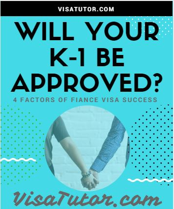 4 ways to get a K-1 visa approval